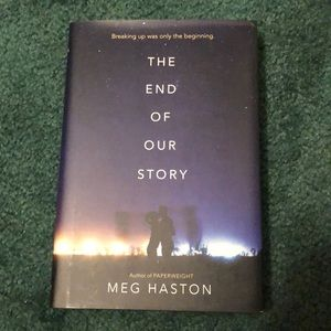 """3 for $15 Books!!! """"The End of Our Story"""""""
